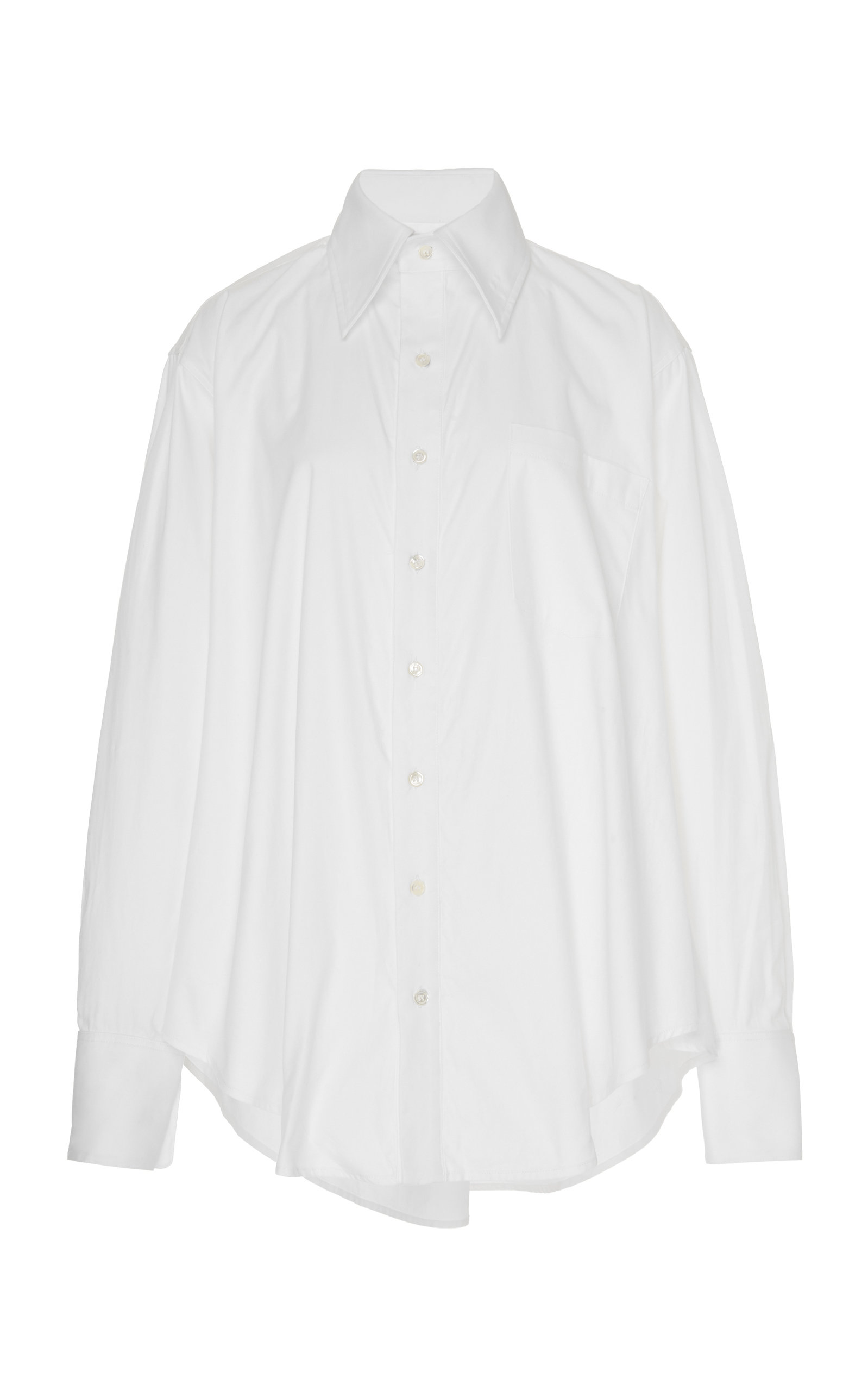 Matthew Adams Dolan COTTON OXFORD SHIRT