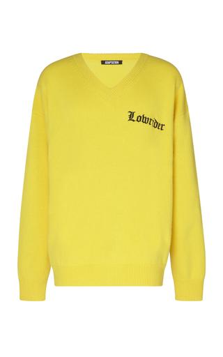 ADAPTATION | ADAPTATION V-Neck Sweater | Goxip