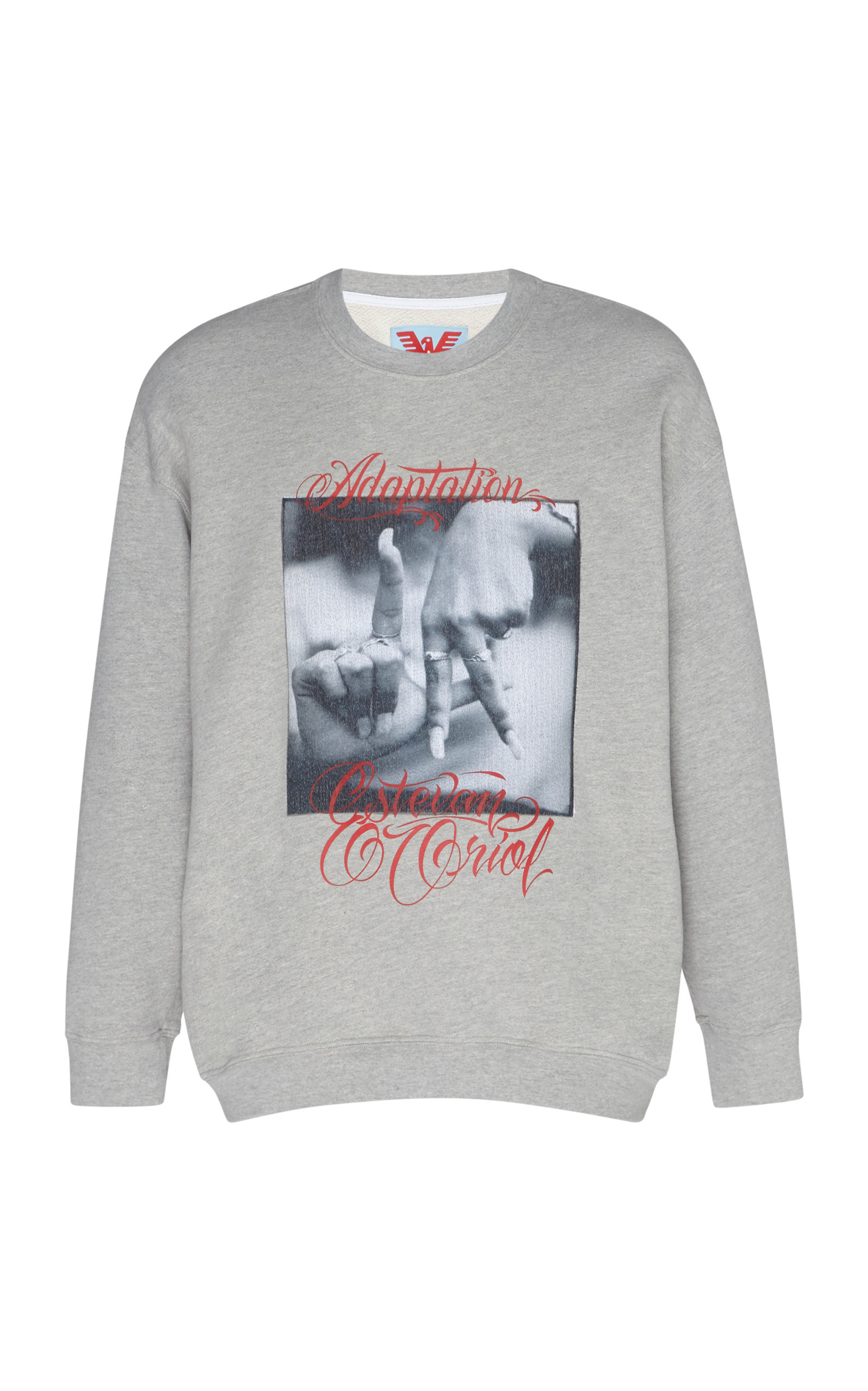 ADAPTATION | ADAPTATION Crew LA Sweatshirt | Goxip