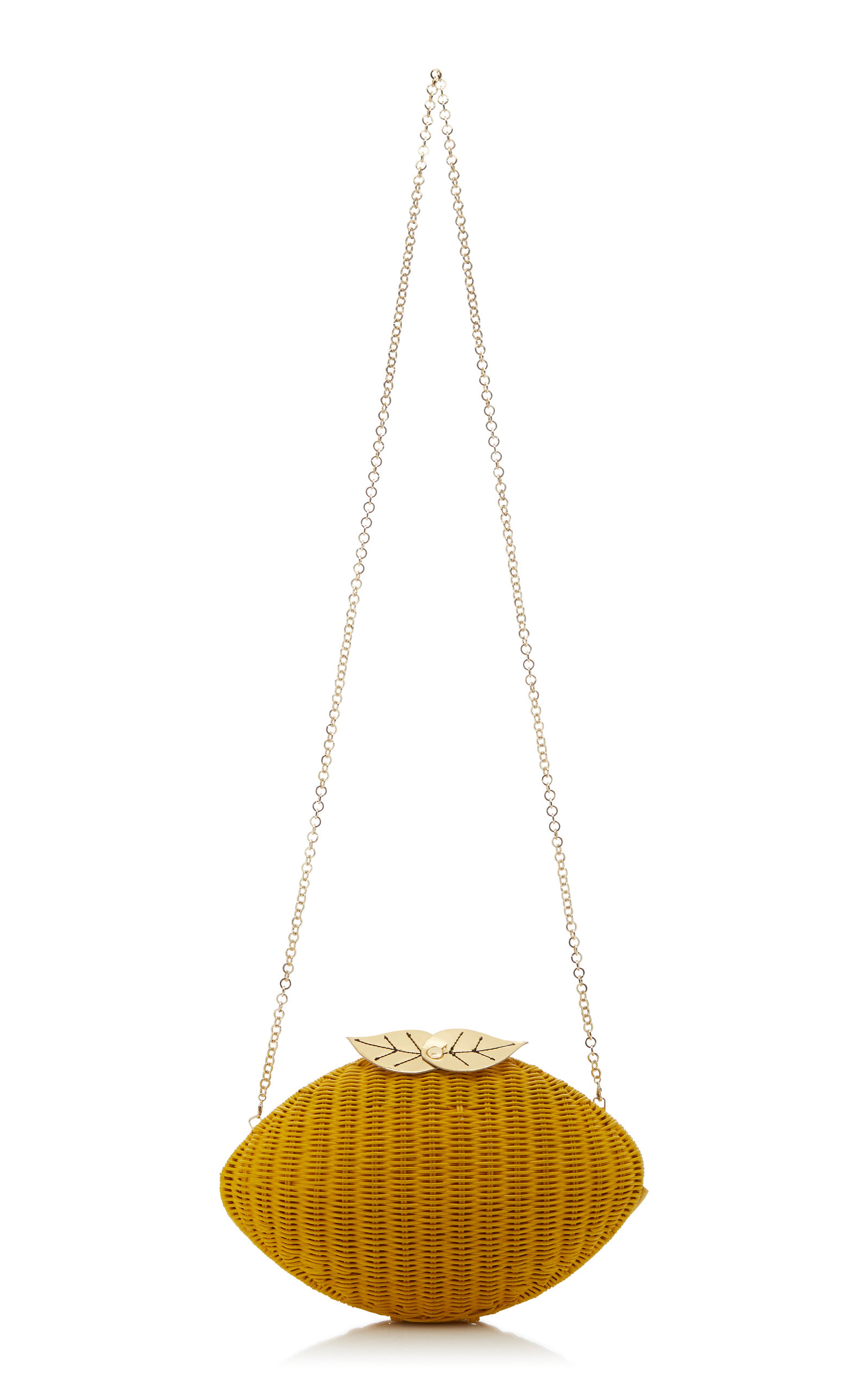 a4bdf8454 Sicilian Lemon Clutch by Serpui | Moda Operandi