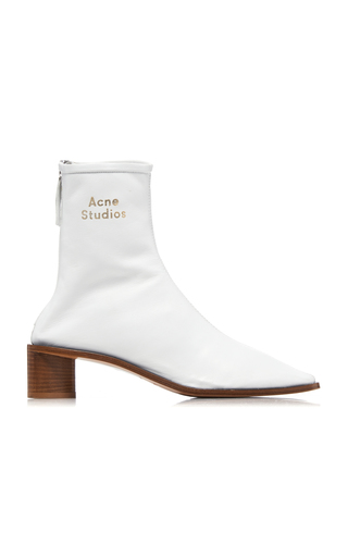 40e67e7c326 Acne StudiosBertine Leather Sock Boot