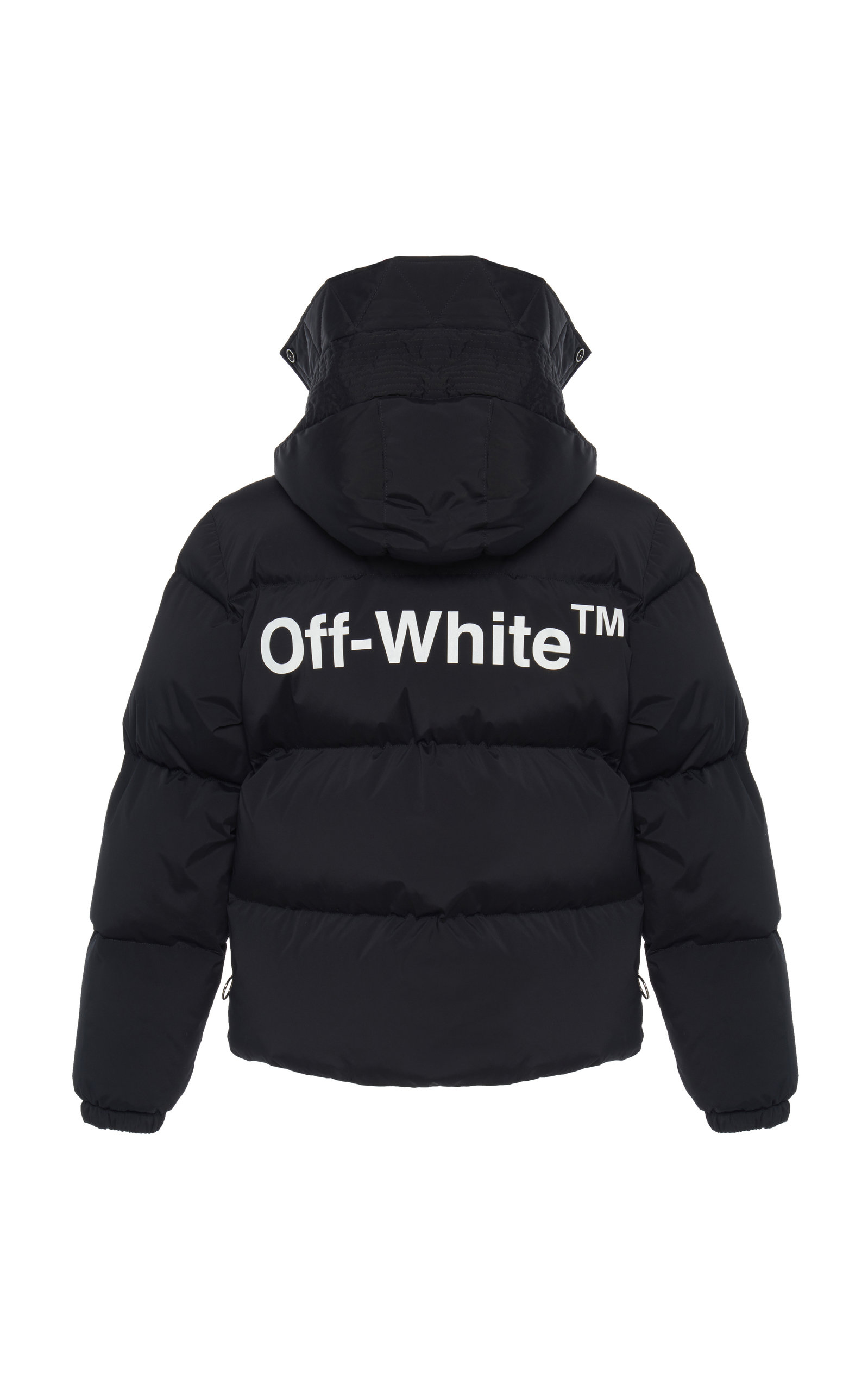 By Virgil Off Jacket Abloh White Operandi Co Hooded Moda Down pq4xWa 8f99f21b051