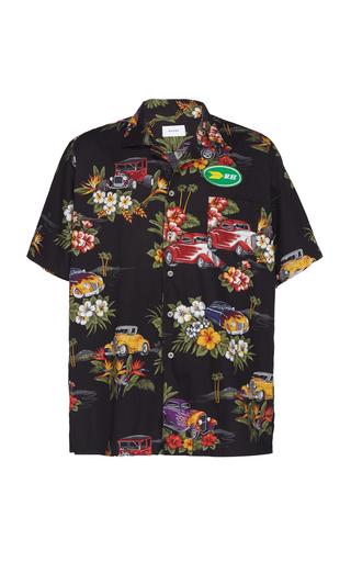 RHUDE | RHUDE Hawaiian Girl Shirt | Goxip