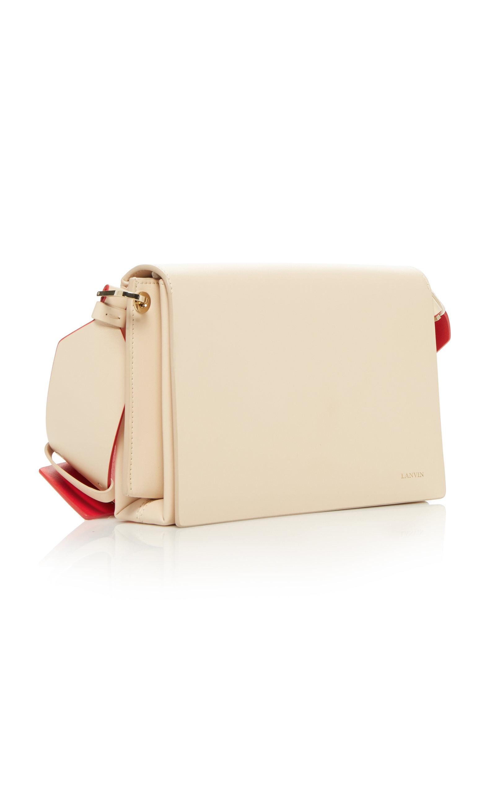 c4f7d6f381c Pixel-It Bag with Pouch by Lanvin | Moda Operandi