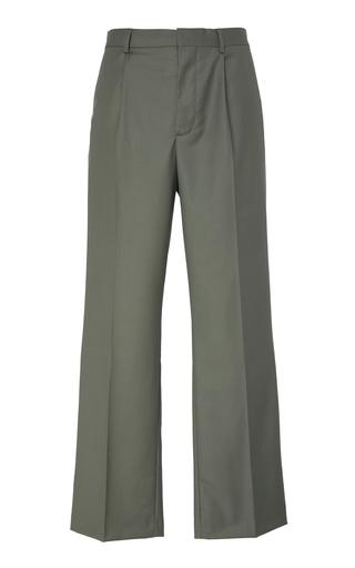 JACQUEMUS   Jacquemus Le Pantalon Yvan Straight-Leg Wool Trousers   Goxip