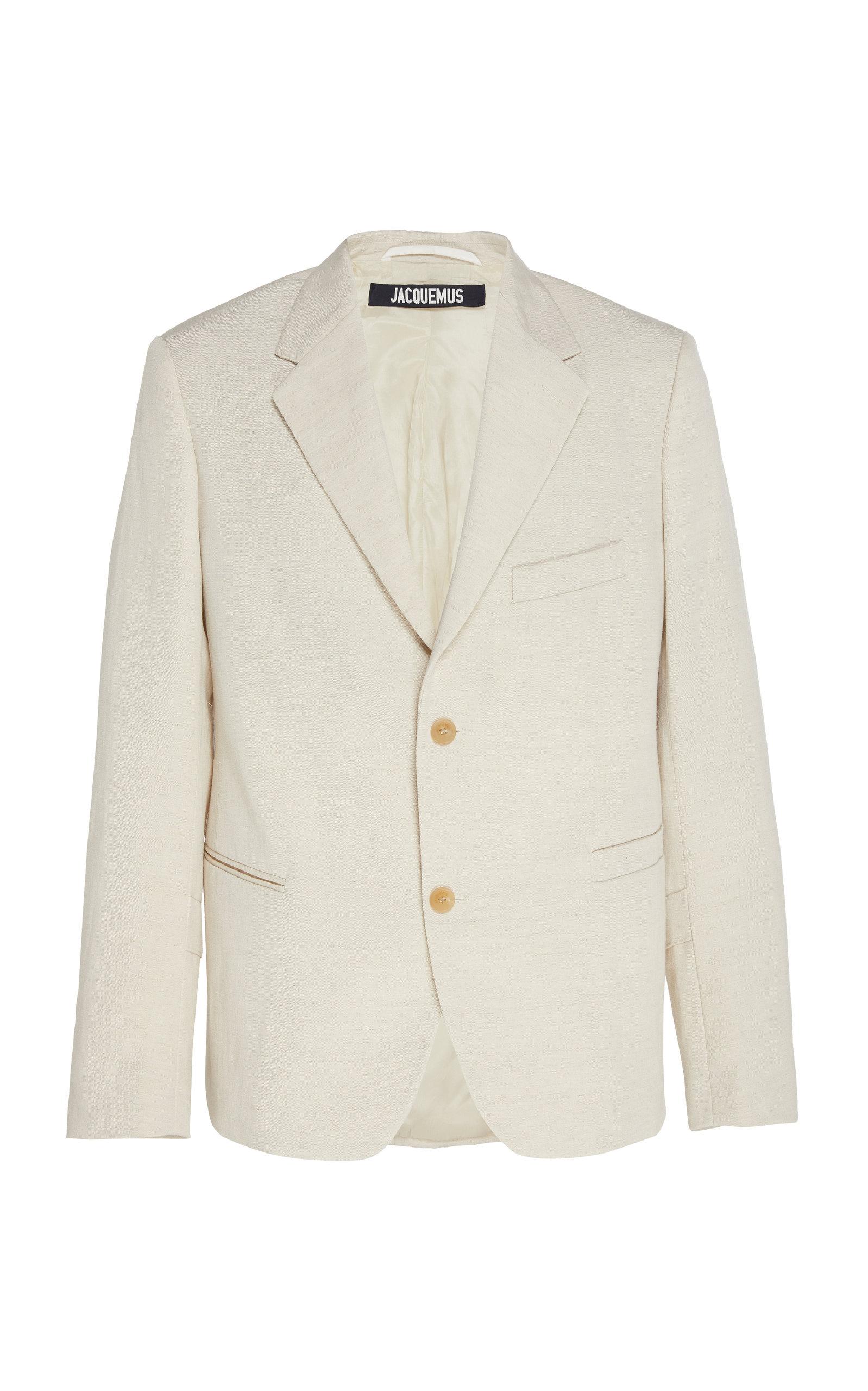 5653341539d8 La Veste De Costume Linen-Blend Sport Coat by Jacquemus