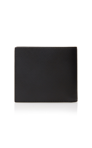 6bde35c7b50c17 Quote Bi-Fold Leather Wallet by Off-White c/o Virgil Abloh | Moda ...