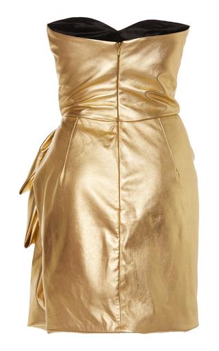 94c5aada33c9 Tone on Tone Jacquard Mini Dress by Dundas | Moda Operandi