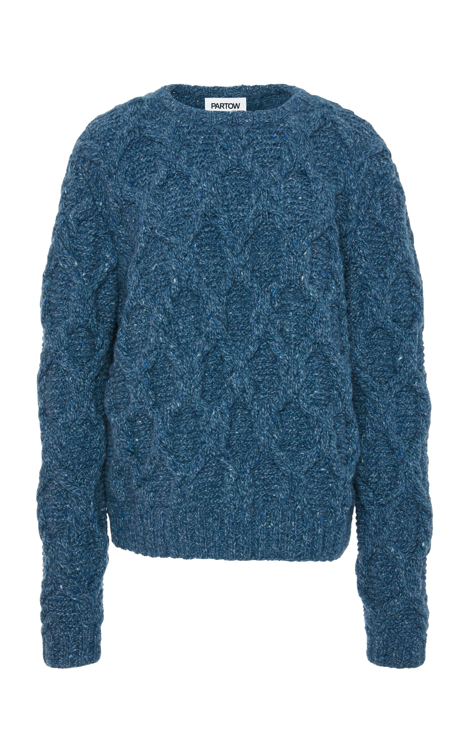 M'ONOGRAMMABLE CARSON SWEATER