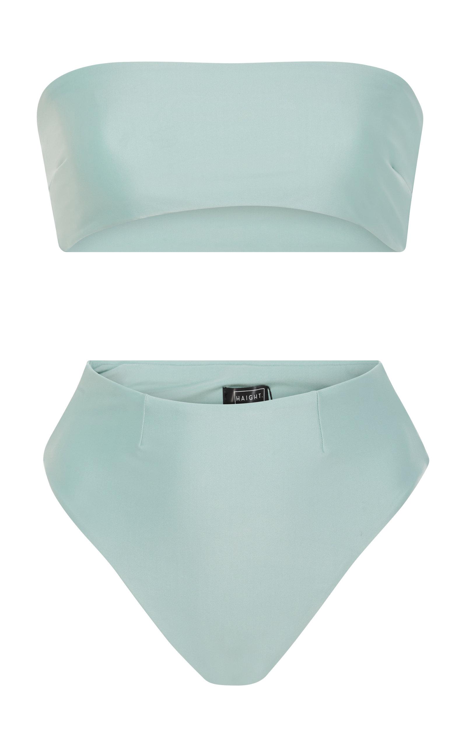 1e75c5e342 Marcella Basic Bikini Set by Haight | Moda Operandi