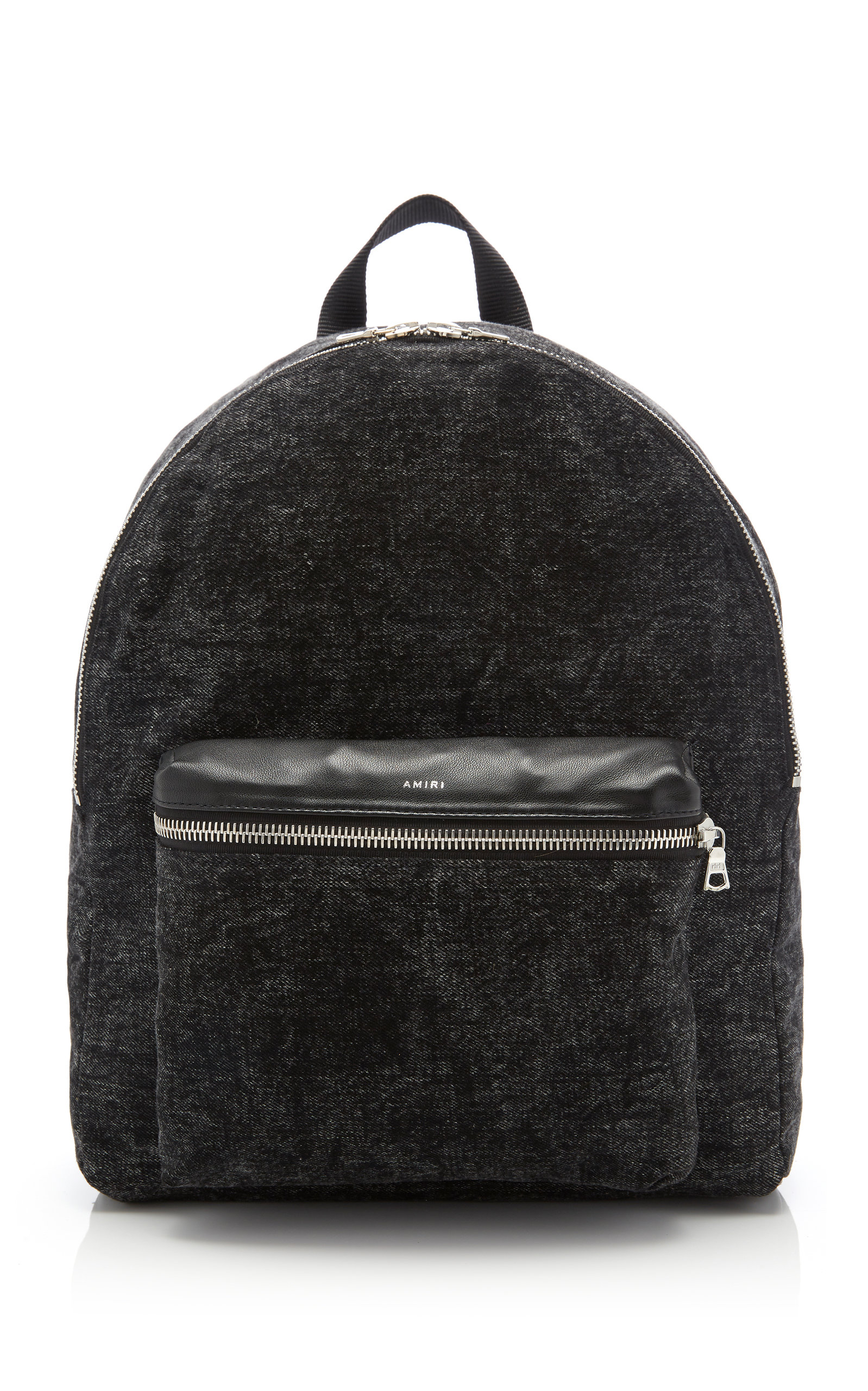Amiri Backpacks DENIM BACKPACK