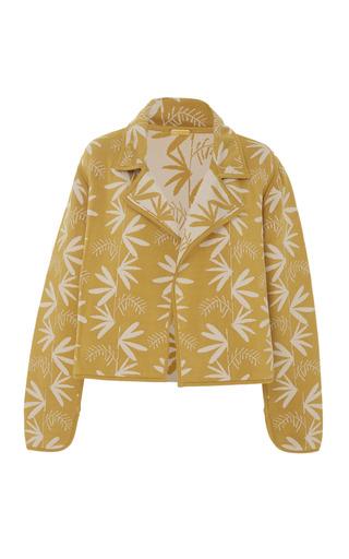 PEPA POMBO | Pepa Pombo Napa Reversible Printed Jacket | Goxip