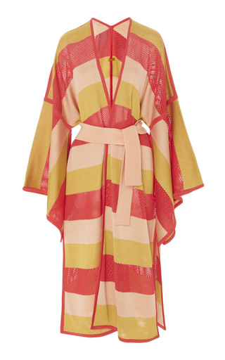 PEPA POMBO | Pepa Pombo Gaviota Stripe Kimono | Goxip