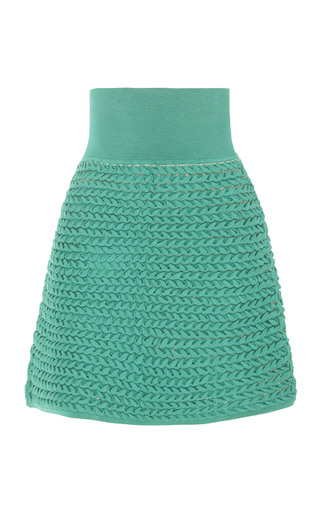 PEPA POMBO | Pepa Pombo Chula Vista Mini Skirt | Goxip