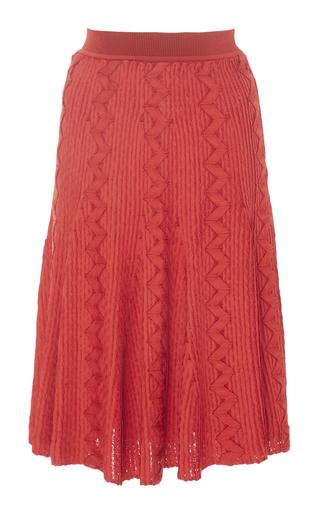 PEPA POMBO | Pepa Pombo Oakland Knee-Length Skirt | Goxip