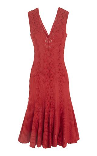 PEPA POMBO | Pepa Pombo Modesto Fit And Flare Knit Dress | Goxip