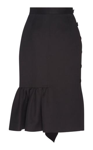 DICE KAYEK | Dice Kayek Pencil Ctton Skirt | Goxip