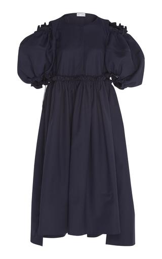 DICE KAYEK | Dice Kayek Puff Sleeve Dress | Goxip