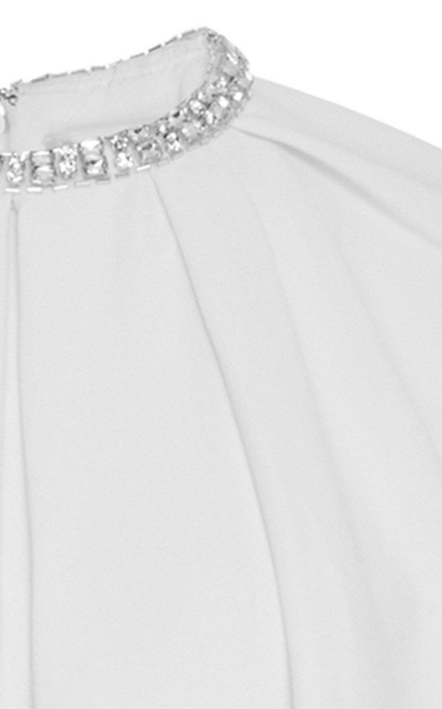 c8978e78d3b Reem AcraCape Silk Jumpsuit. CLOSE. Loading. Loading. Loading