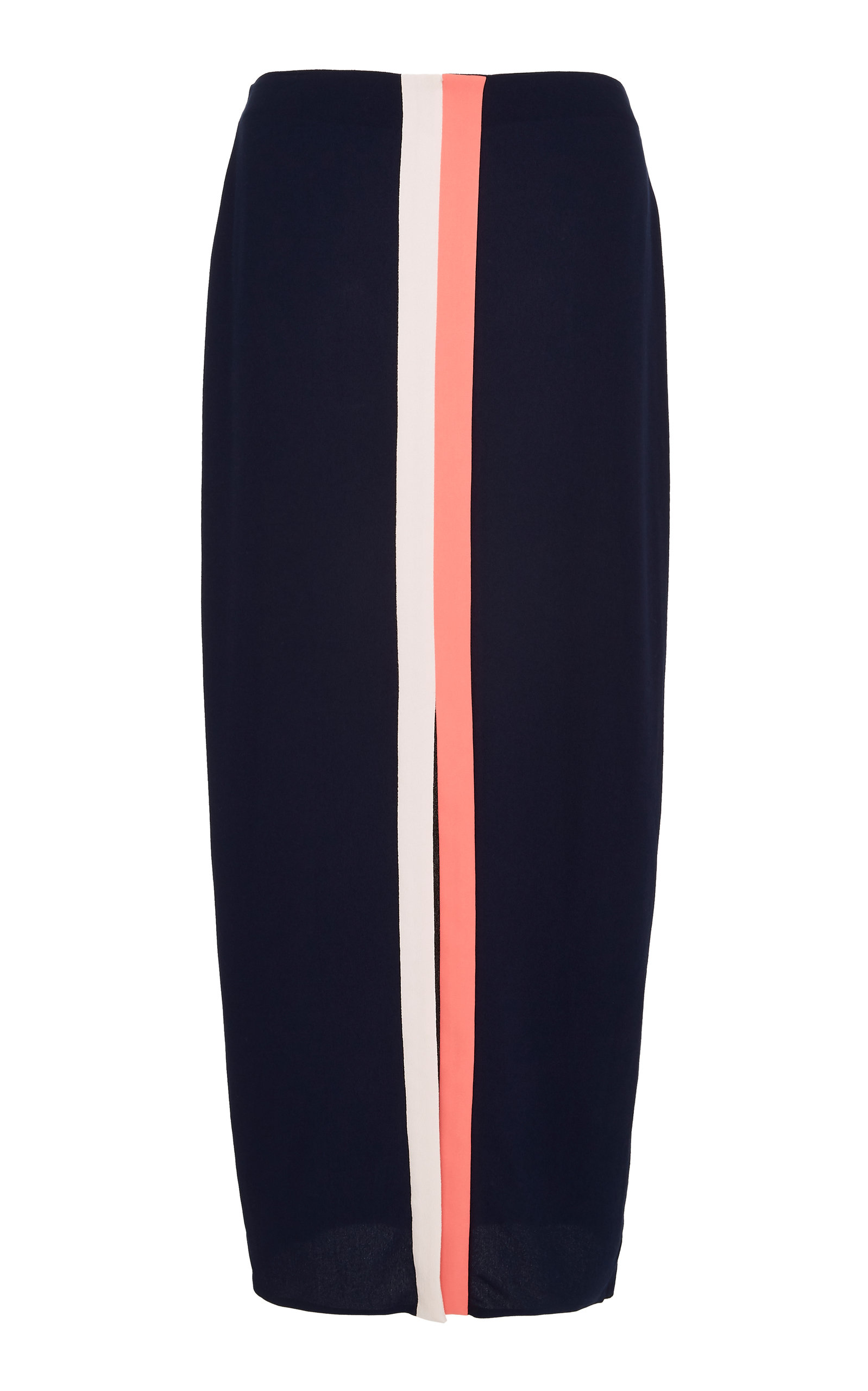 Flagpole EFFY STRIPED MIDI LENGTH SKIRT
