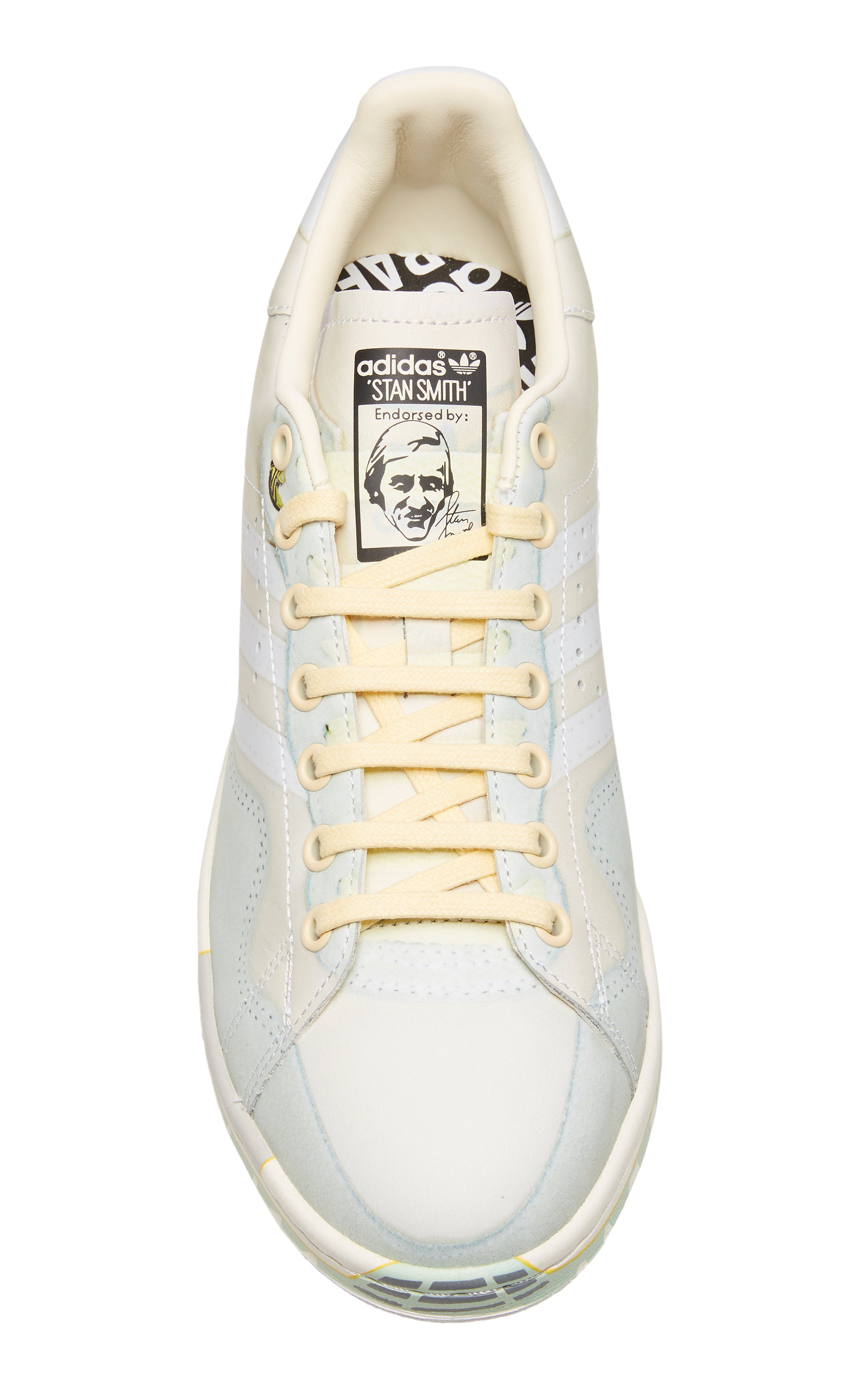 Adidas By Raf Simons Sneakers RS Peach Stan Leather Sneakers