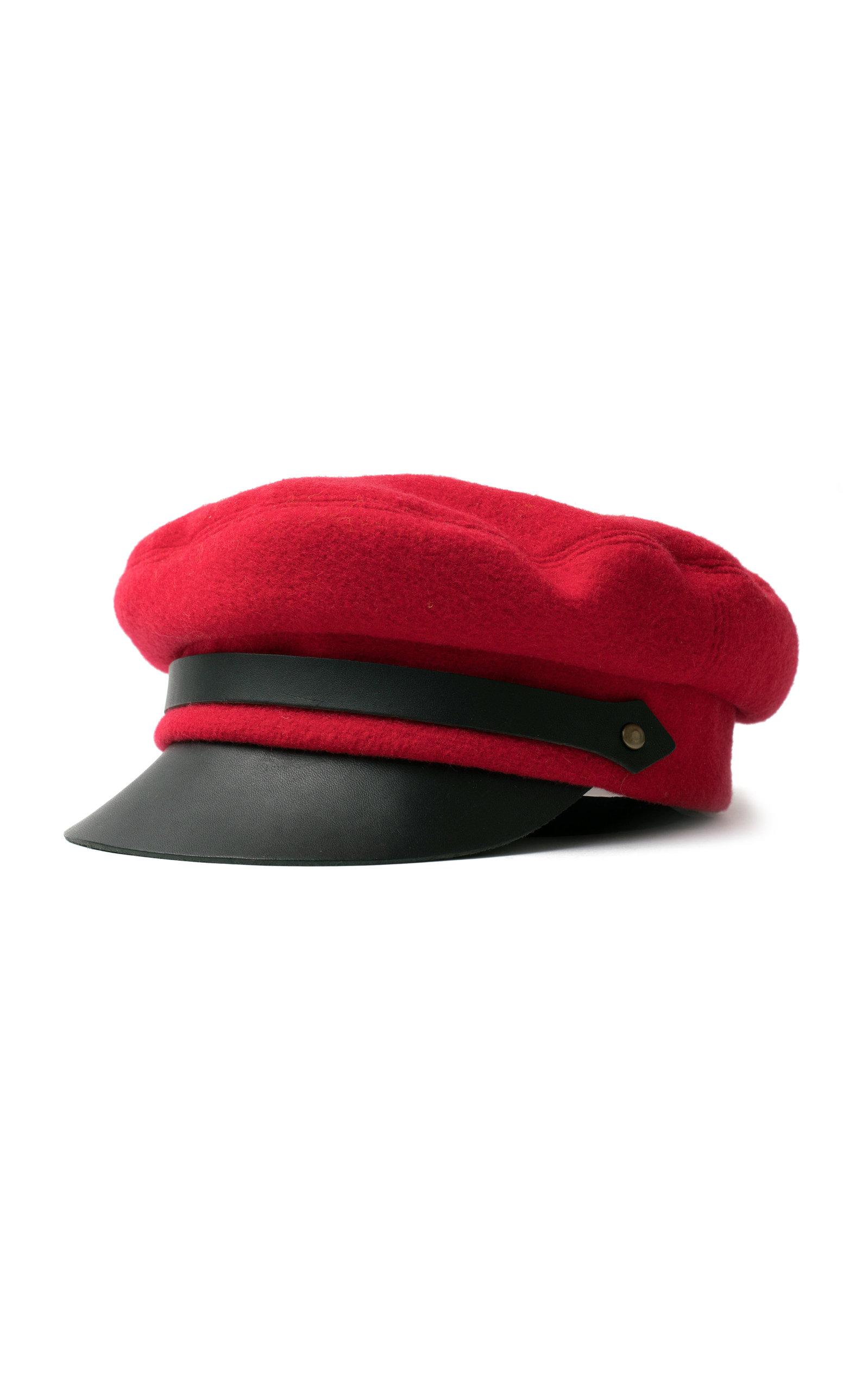 LOLA HATS CLASSIC CHAUFFEUR HAT