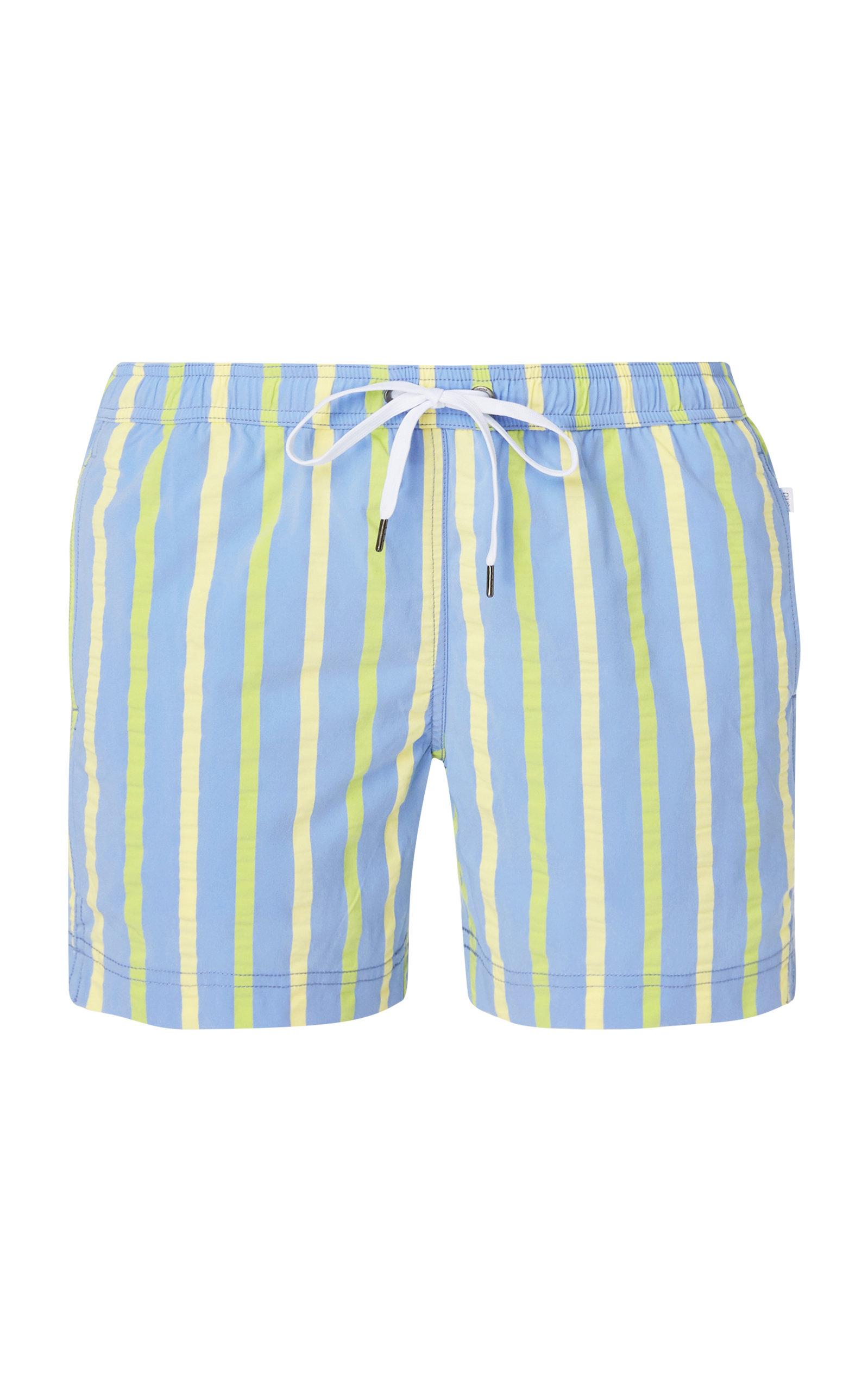1ed1648d944ba Charles 5 Striped Swim Trunks by Onia | Moda Operandi