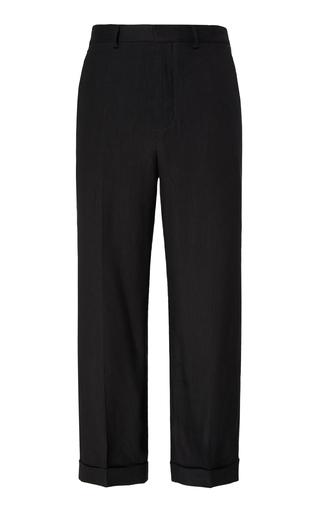 JACQUEMUS | Jacquemus Le Pantalon Port-Miou Linen-Blend Trousers | Goxip