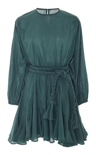 ca5f3fe4a Rhode ResortExclusive Ella Cotton-Gauze Mini Dress
