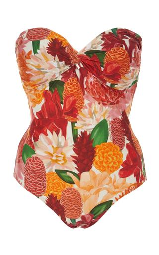 61c8776a61504 Talavera One-Piece Swimsuit by Paolita | Moda Operandi