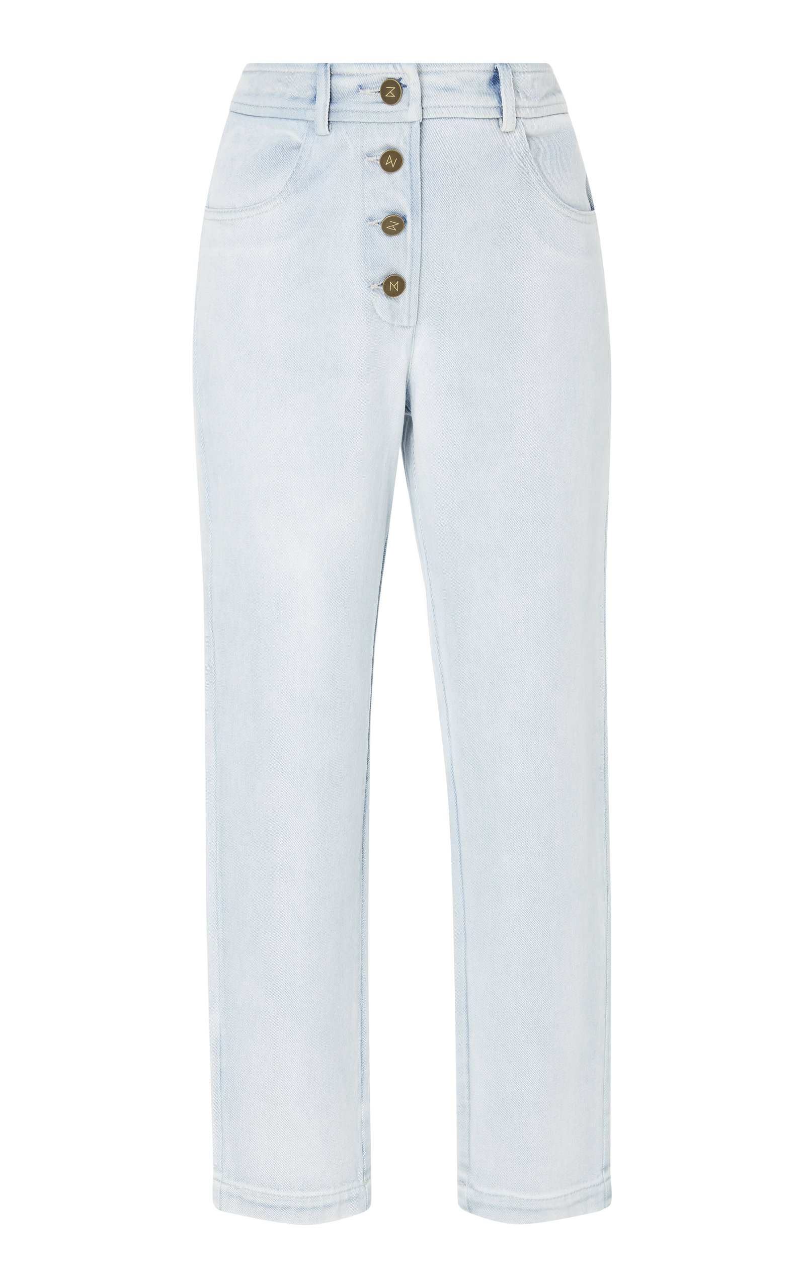 MOM HIGH-WAISTED CROPPED JEANS