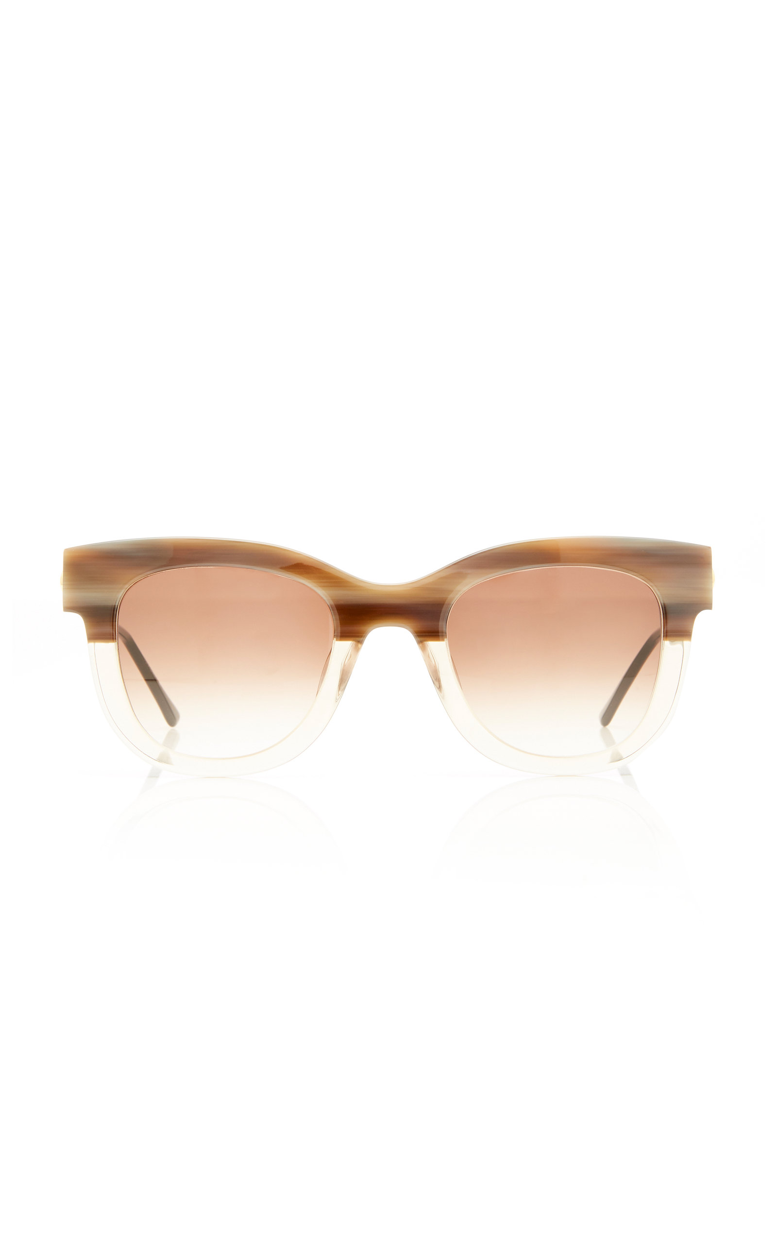dce7e39e35 SEXXXY 341 Two-Tone Cat-Eye Sunglasses by Thierry Lasry
