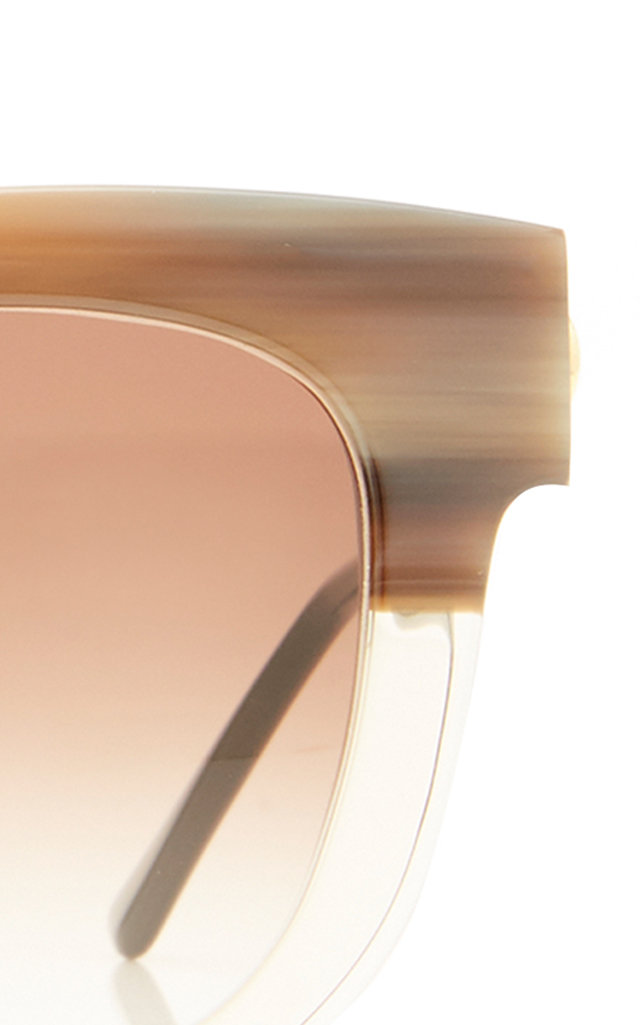 c693482e56 Thierry LasrySEXXXY 341 Two-Tone Cat-Eye Sunglasses. CLOSE. Loading.  Loading. Loading