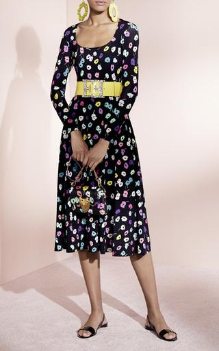 c96060a3bf9b Davirr Floral Midi Dress