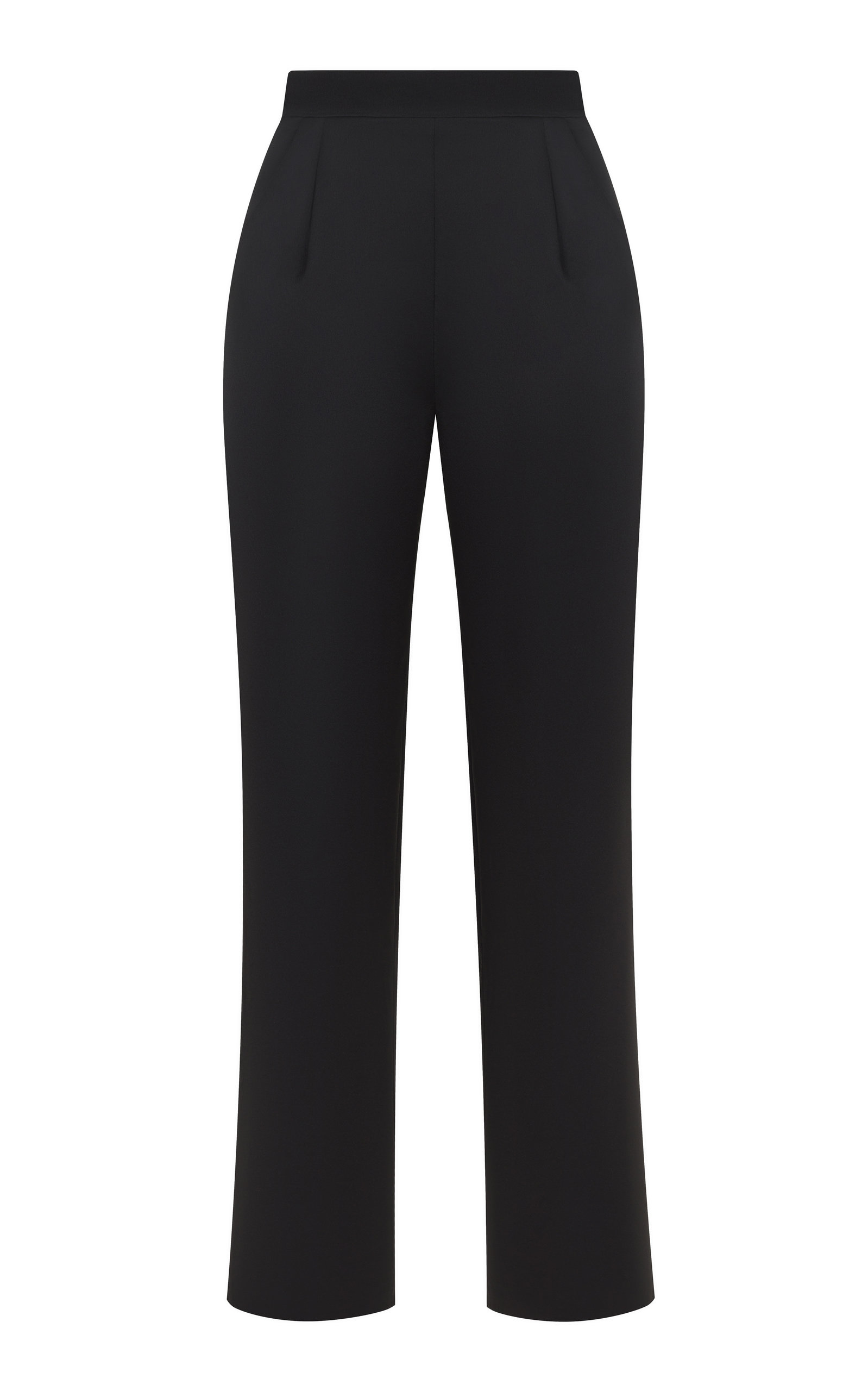 RASARIO HIGH WAISTED STRAIGHT PANTS
