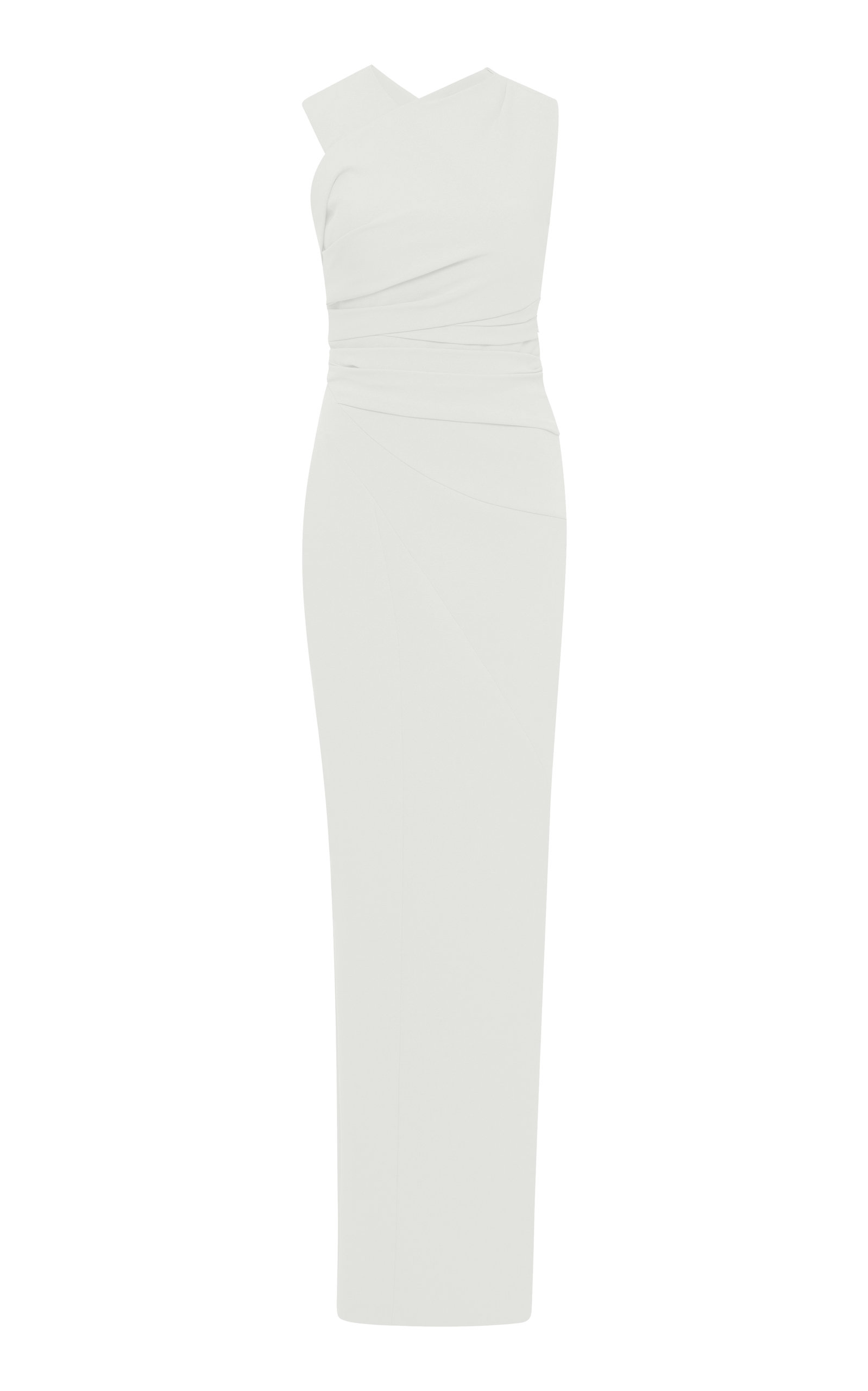 RACHEL GILBERT ATLAS SHEATH GOWN