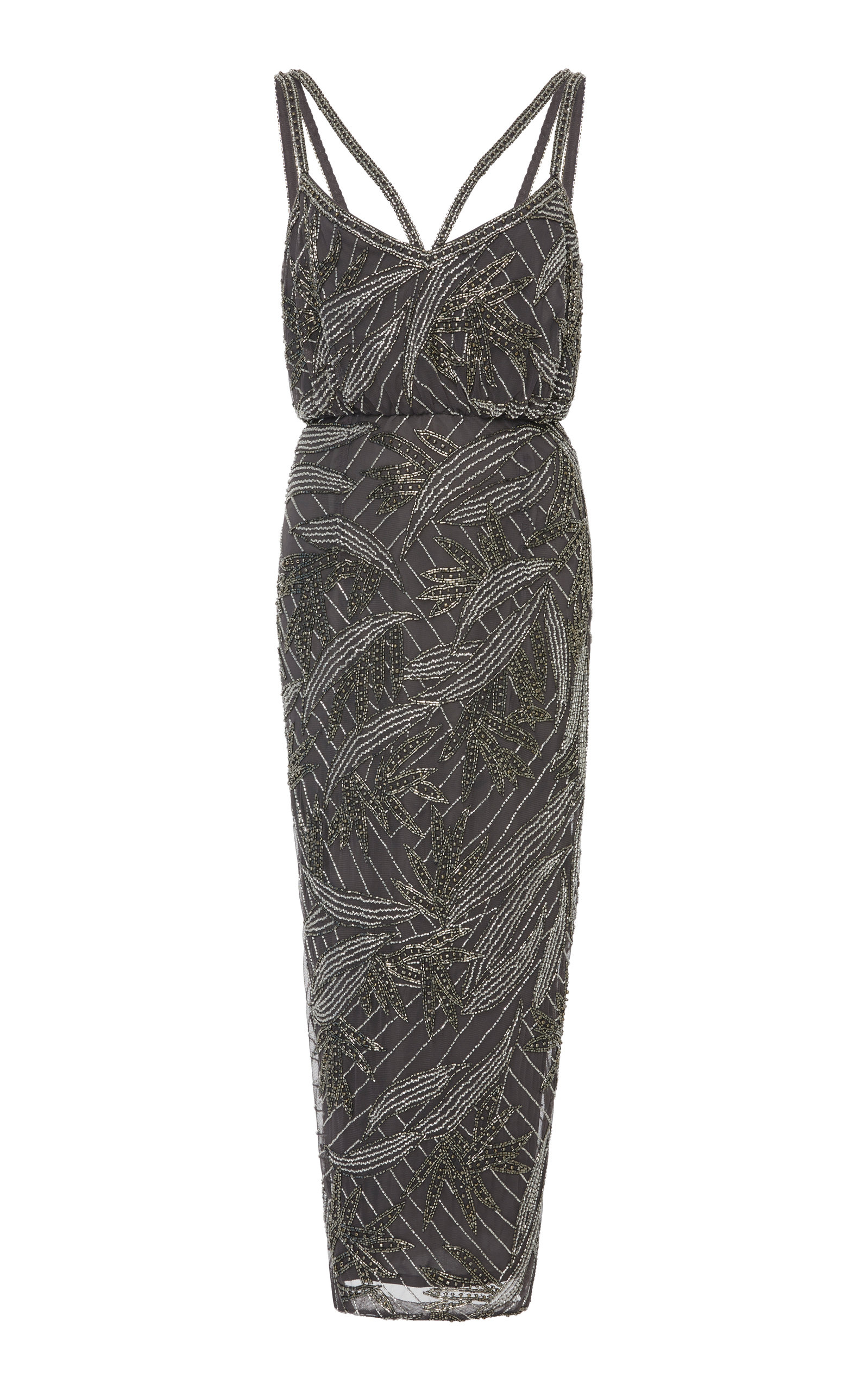 RACHEL GILBERT AMIRA BEADED DRESS