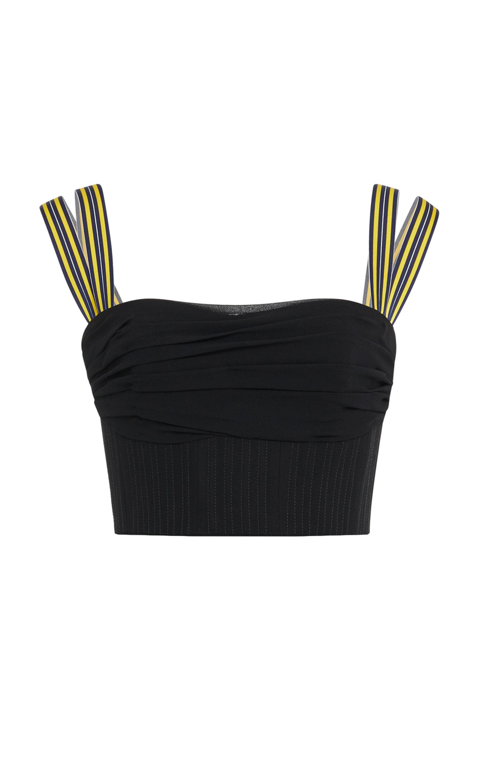 RACHEL GILBERT SOEKIE CROP TOP