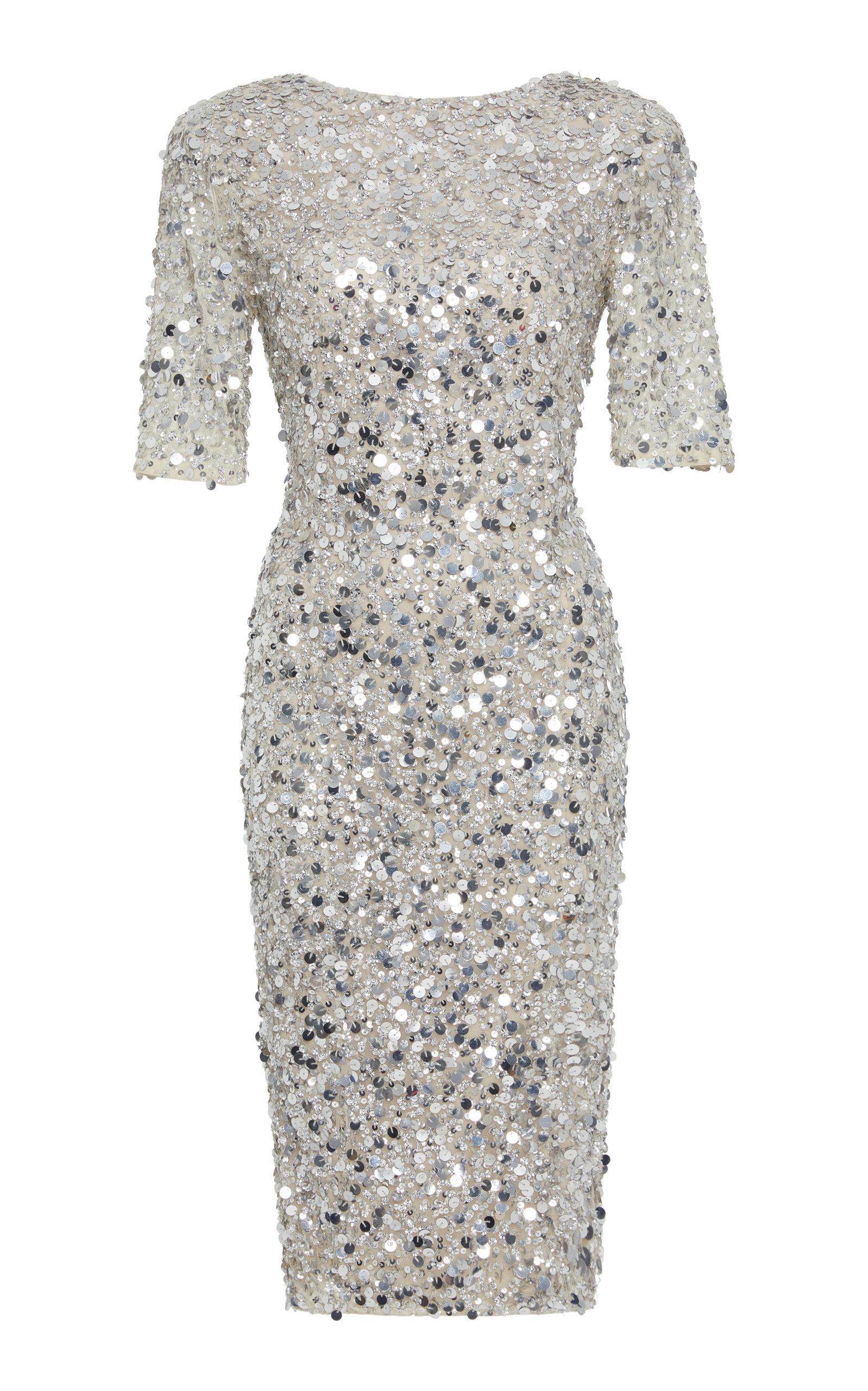 RACHEL GILBERT ZOWIE SEQUIN DRESS