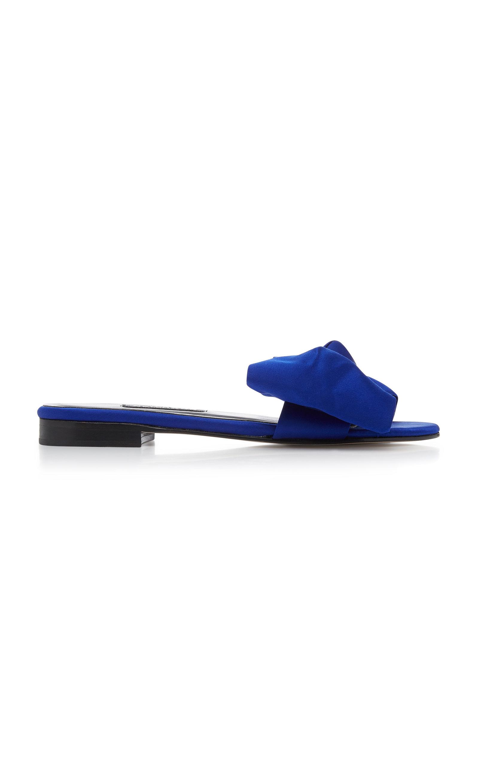 NEWBARK Eva Sandal in Blue