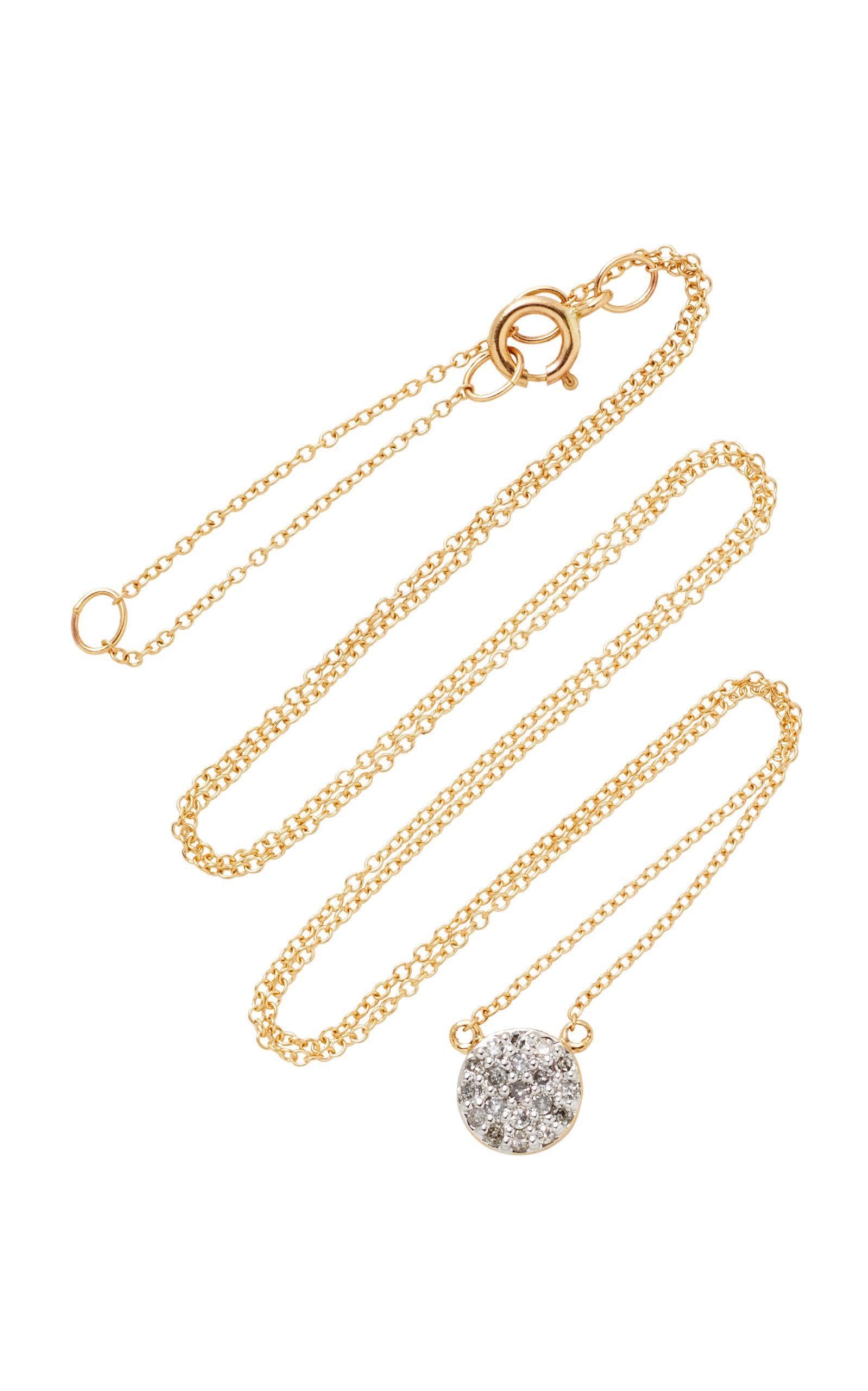 Mateo 14K GOLD DIAMOND NECKLACE