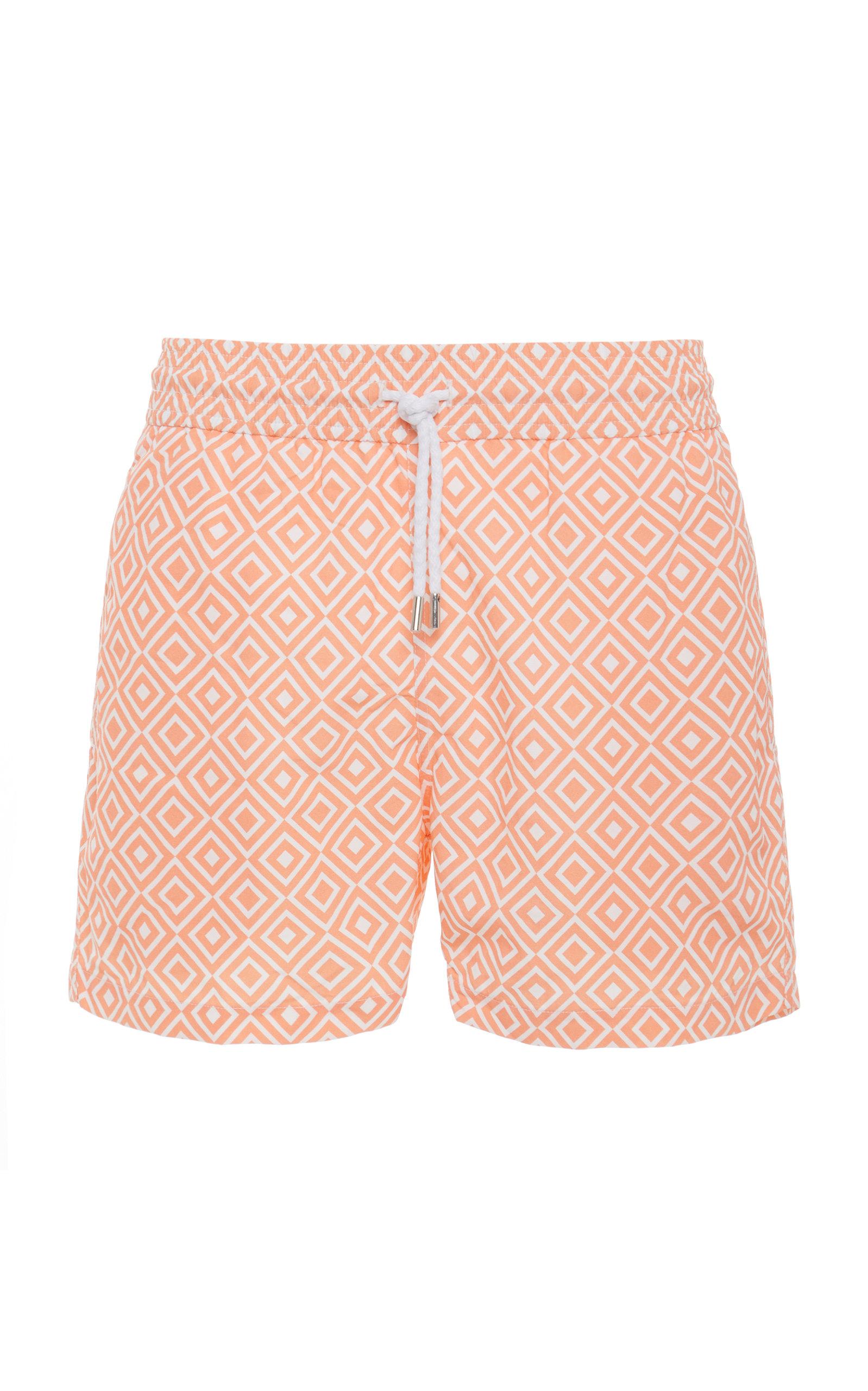 f534e6a61a Angra Printed Swim Shorts by Frescobol Carioca | Moda Operandi
