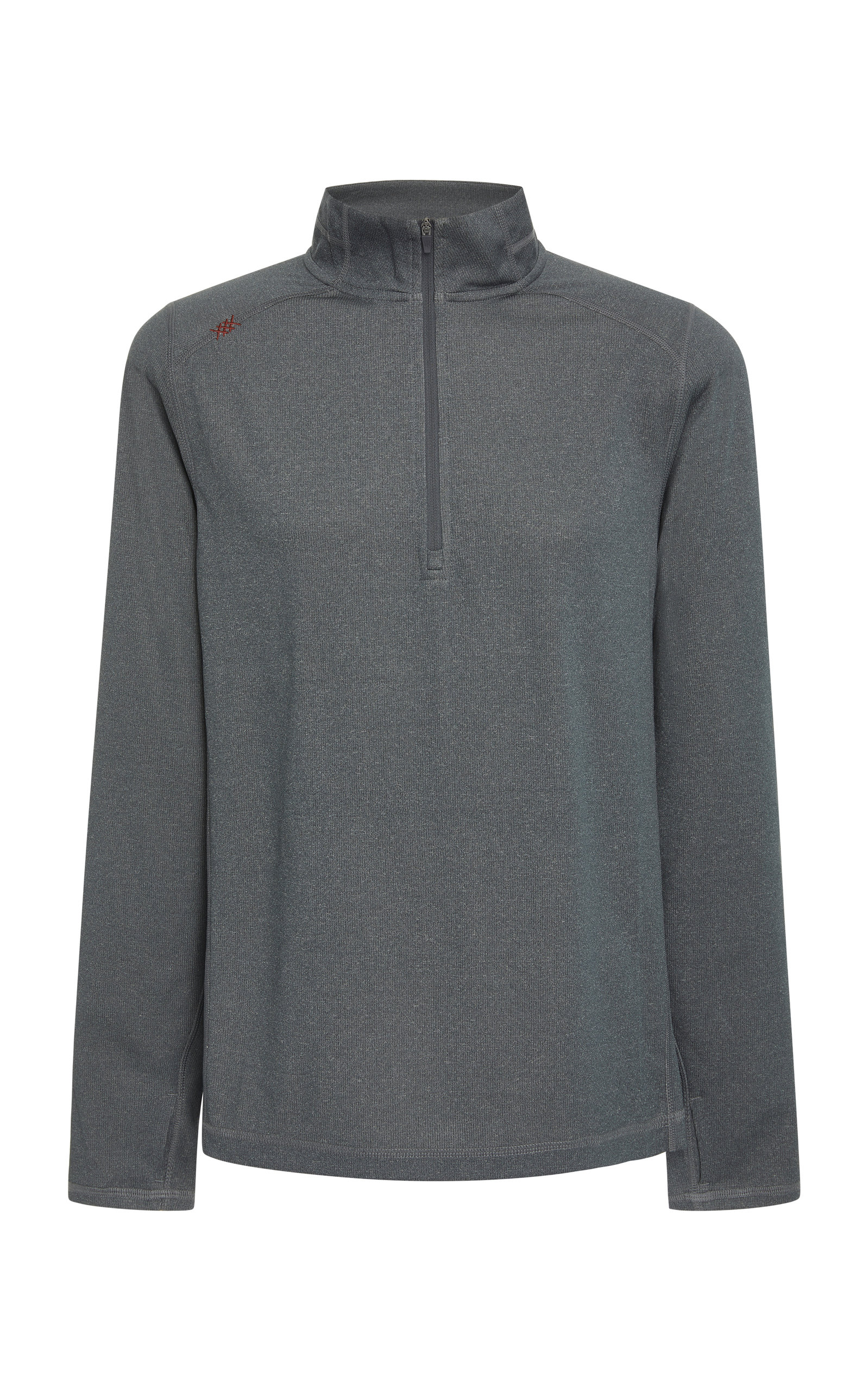 RHONE SEQUOIA PULLOVER WITH ZIP