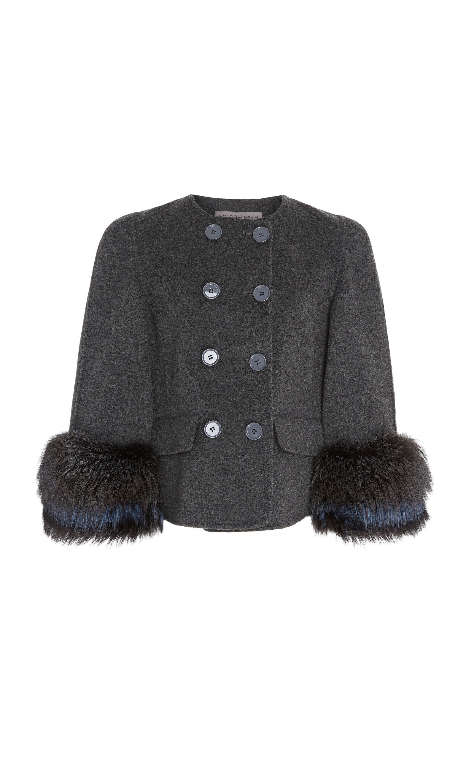 ADALINE FOX CAPE