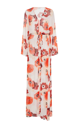 EVARAE   EVARAE Gela Open Kimono   Goxip