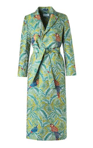 MAISON ALMA | Maison Alma Laguna Kimono Wrap Coat | Goxip