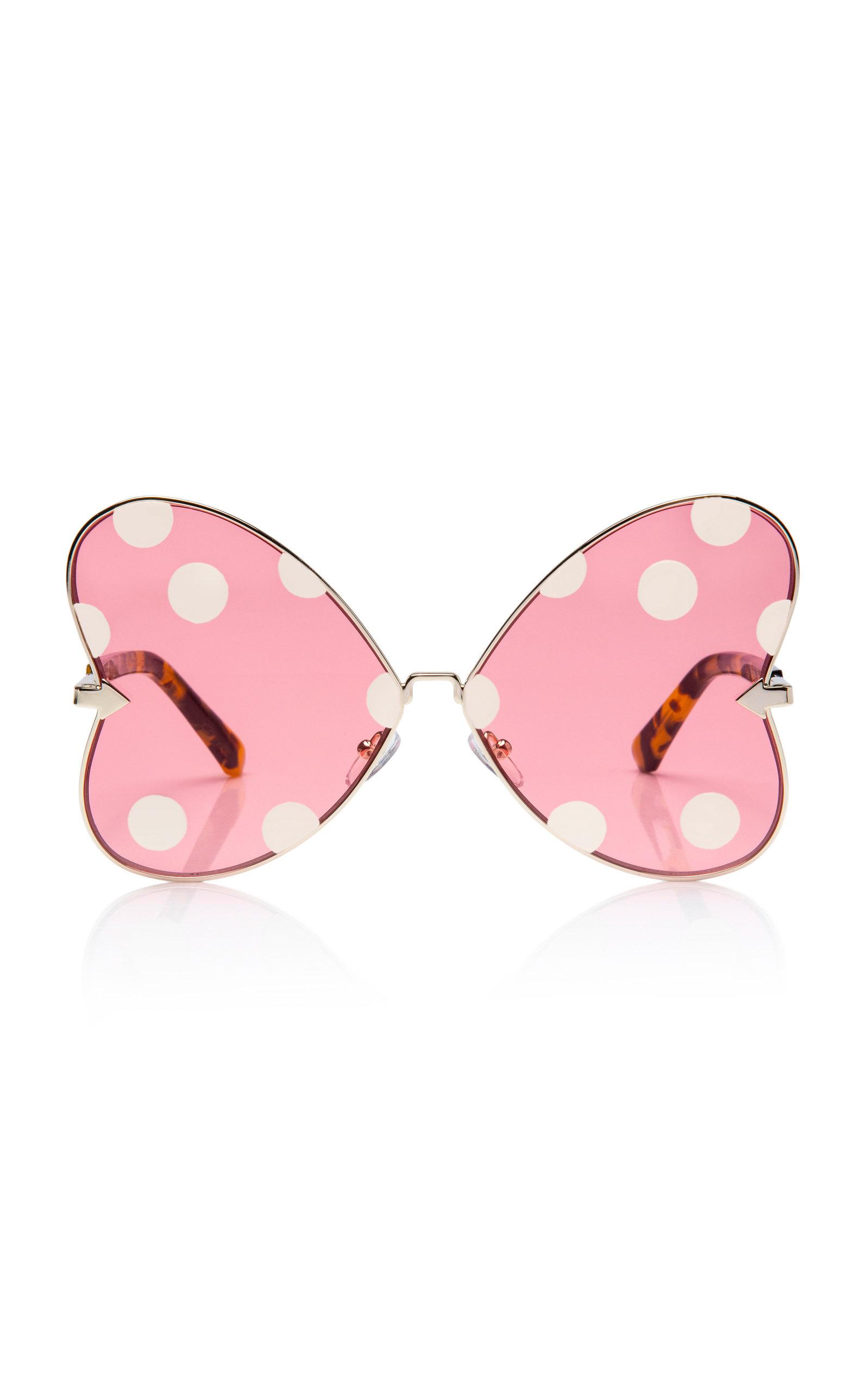 c666cb8aa7fc Minnie Bow Oversized Sunglasses by Karen Walker X Disney | Moda Operandi