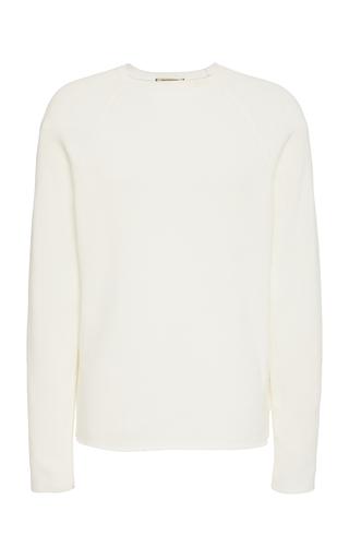 FIORONI | Fioroni Cotton-Jersey Sweater | Goxip
