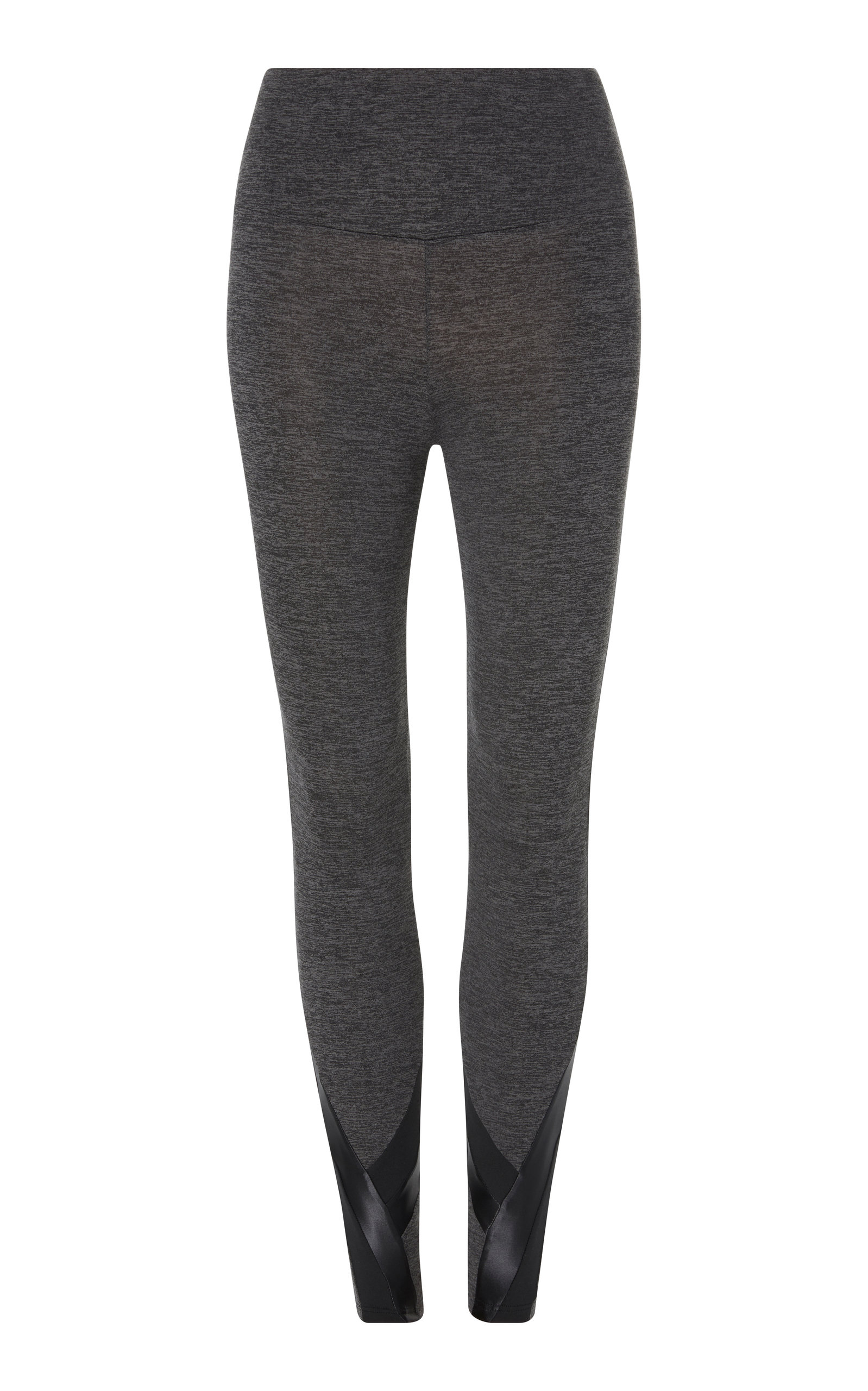 LANSTON ISSAC LUSTER BLOCK LEGGINGS