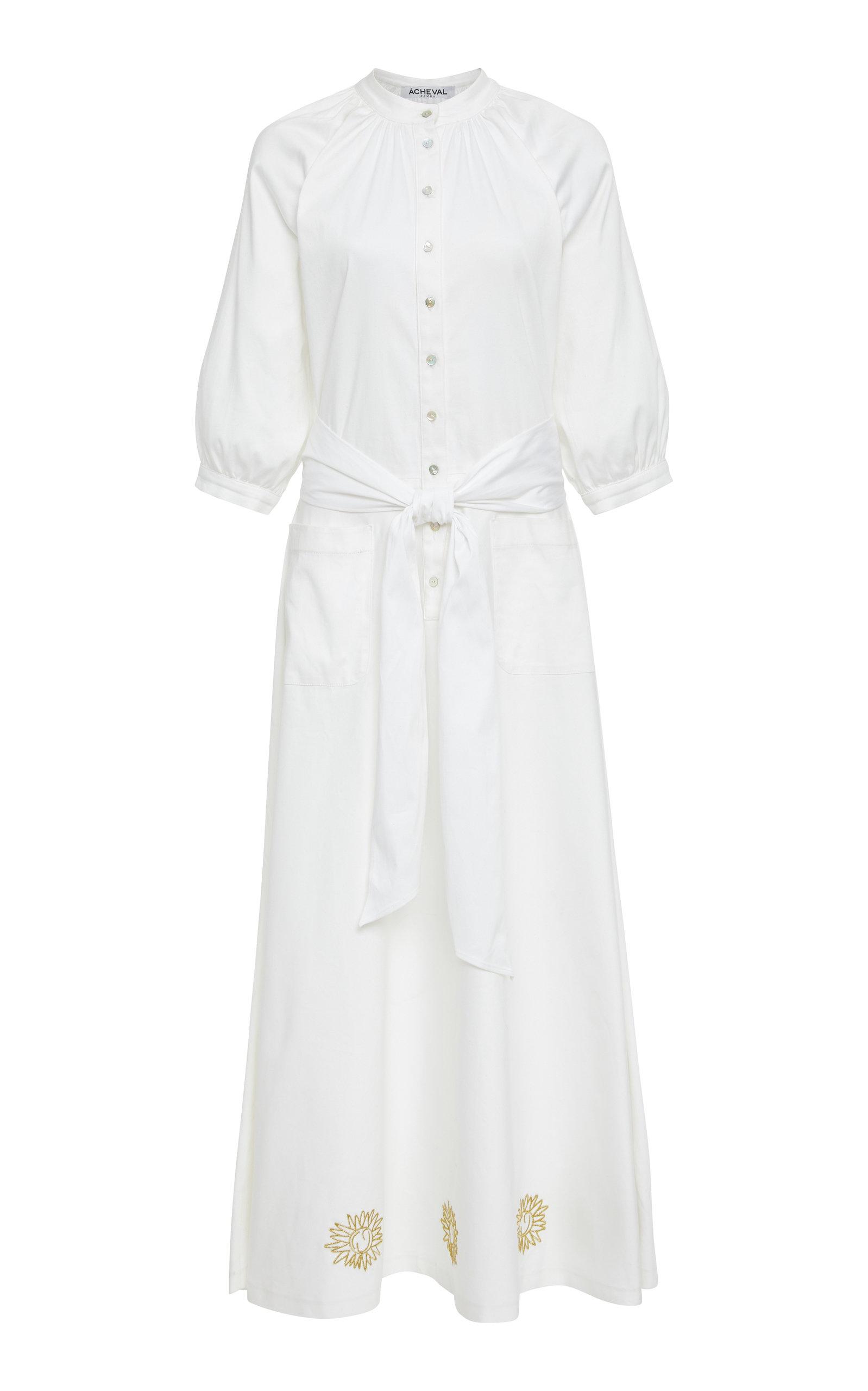 ARGENTINA SHIRT DRESS